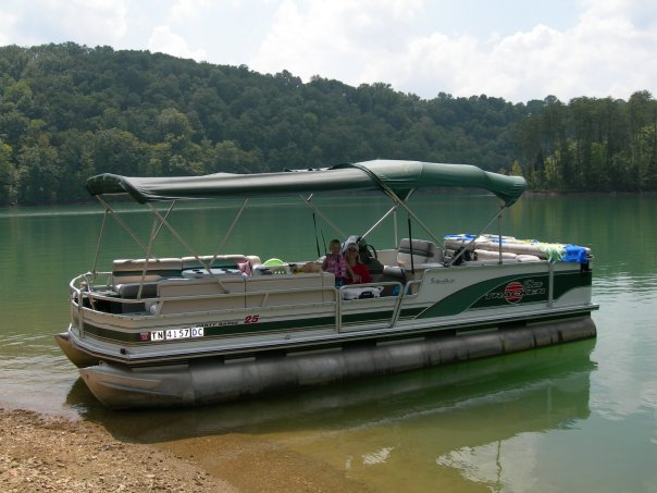 How Shallow Can Pontoon Boats Go In The Water
