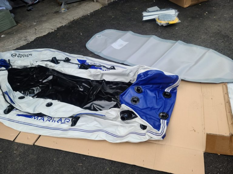 How To Repair A Puncture In An Inflatable Boat