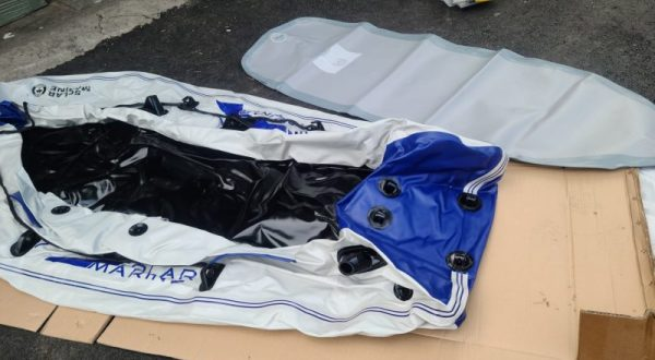 How To Repair A Puncture In An Inflatable Boat – A Detailed Instruction