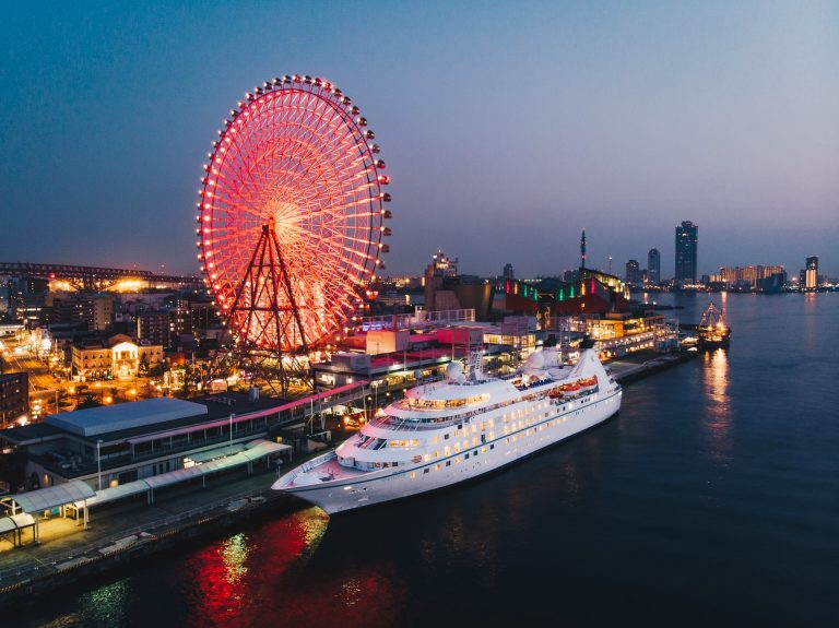 Cruise From California To Japan