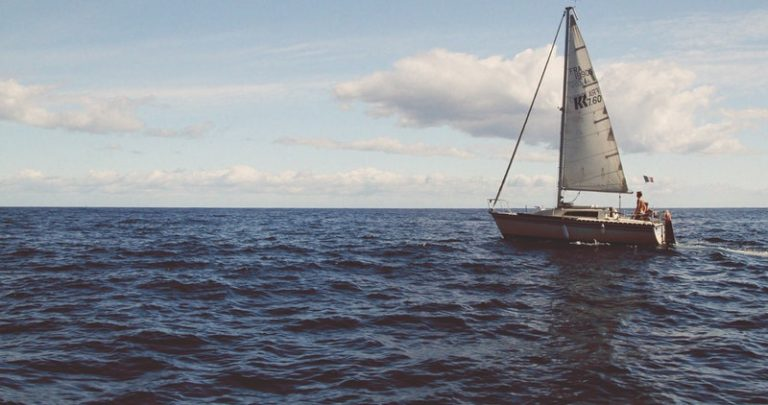 How Do You Sail Against The Wind