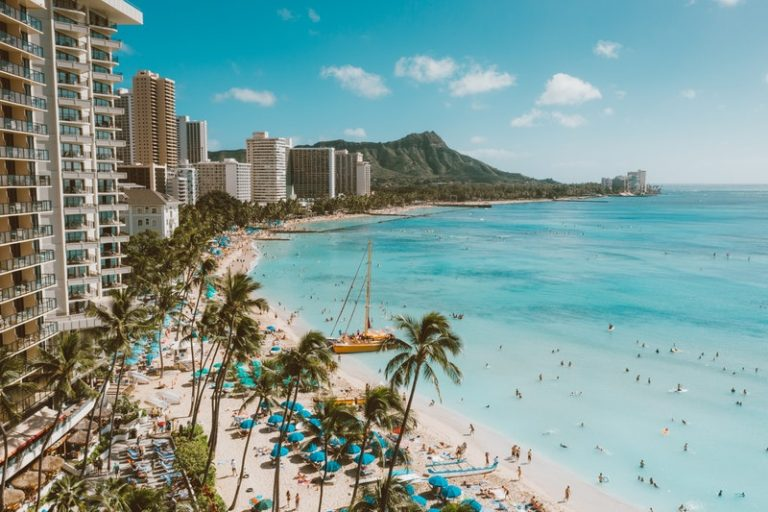 How To Sail From California To Hawaii
